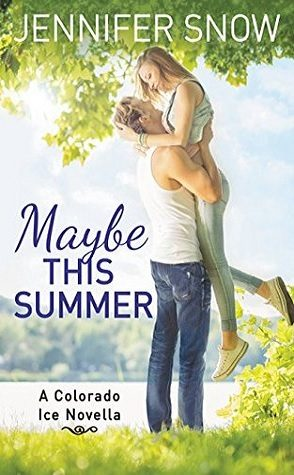 Guest Review: Maybe This Summer by Jennifer Snow