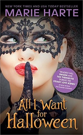 Guest Review: All I Want for Halloween by Marie Harte