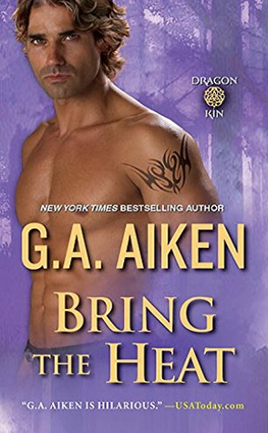 Guest Review: Bring the Heat by G.A. Aiken