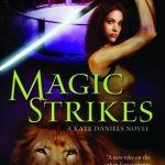 Magic Strikes by Ilona Andrews Book Cover
