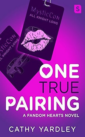 Guest Review: One True Pairing by Cathy Yardley