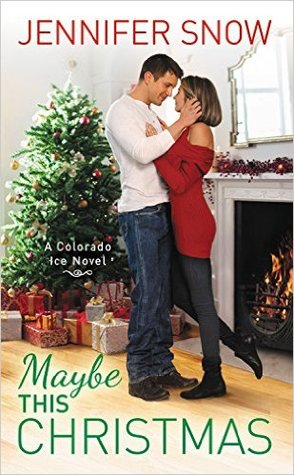Guest Review: Maybe This Christmas by Jennifer Snow