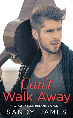 Guest Review: Can't Walk Away by Sandy James