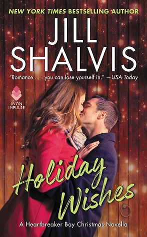 Guest Review: Holiday Wishes by Jill Shalvis