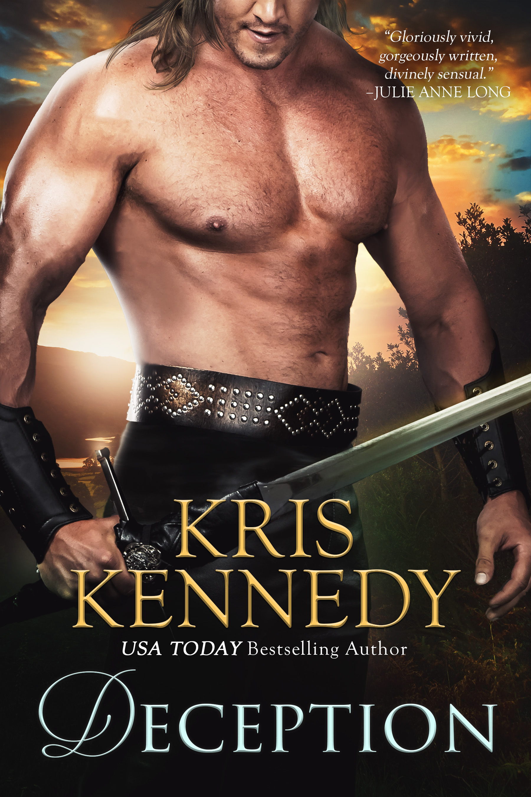 Excerpt: Deception by Kris Kennedy