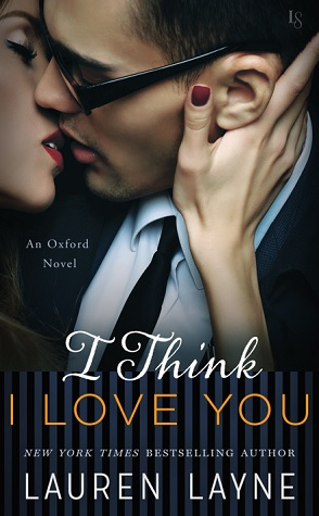 Review: I Think I Love You by Lauren Layne