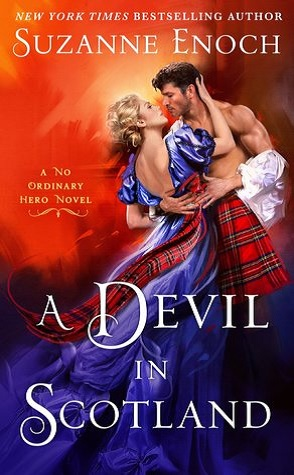Guest Review: A Devil in Scotland by Suzanne Enoch