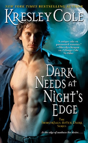 Throwback Thursday Review: Dark Needs at Night's Edge by Kresley Cole