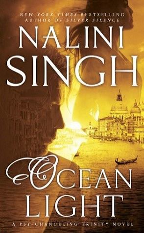 Guest Review: Ocean Light by Nalini Singh