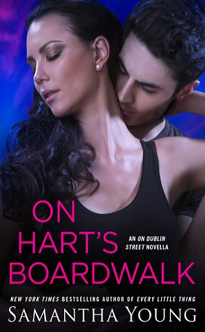 Guest Review: On Hart's Boardwalk by Samantha Young