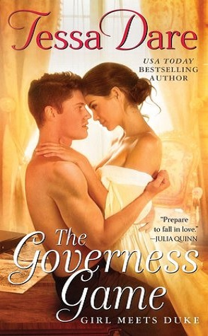 Review: The Governess Game by Tessa Dare