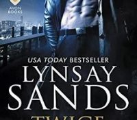 Guest Review: Twice Bitten by Lynsay Sands