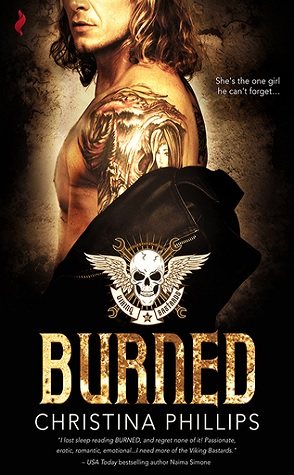 Guest Review: Burned by Christina Phillips