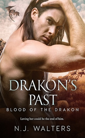 Guest Review: Drakon's Past by N.J. Walters