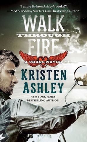 Lightning Reviews: Fire Inside, Ride Steady, Walk Through Fire, Wild Like the Wind by Kristen Ashley