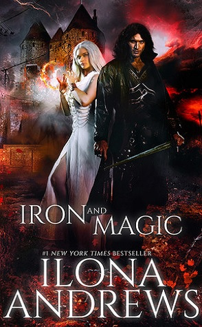 Featured Review: Iron and Magic by Ilona Andrews