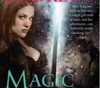 Joint Review: Magic Bleeds by Ilona Andrews