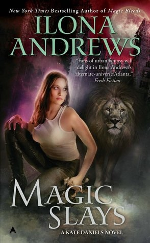 Featured Review: Magic Slays by Ilona Andrews