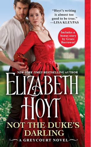 Guest Review: Not the Duke's Darling by Elizabeth Hoyt
