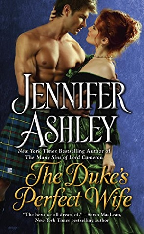 Guest Review: The Duke's Perfect Wife by Jennifer Ashley