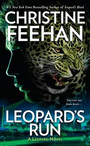Sunday Spotlight: Leopard's Run by Christine Feehan