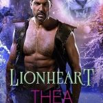 Lionheart by Thea Harrison Book Cover