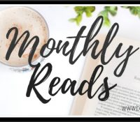 Monthly Reads: April 2020
