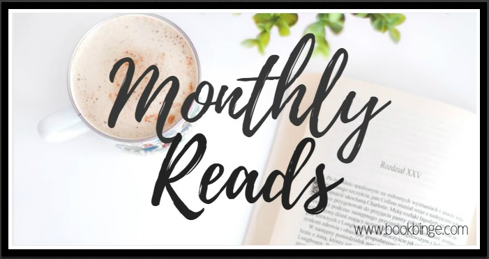 Monthly Reads: April 2021