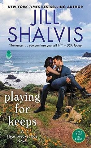 Review: Playing for Keeps by Jill Shalvis