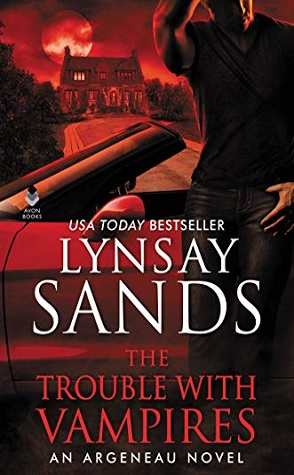 Guest Review: The Trouble with Vampires by Lynsay Sands