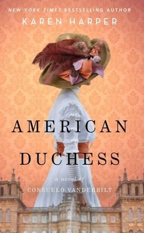 American Duchess by Karen Harper Book Cover