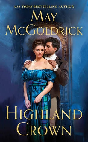 Highland Crown by May McGoldrick book cover
