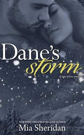 Review: Dane's Storm by Mia Sheridan