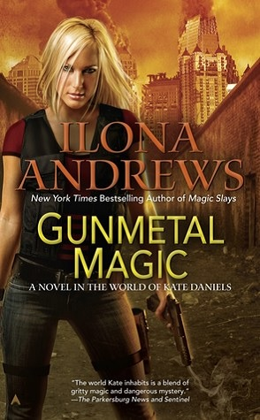 Featured Review: Gunmetal Magic by Ilona Andrews