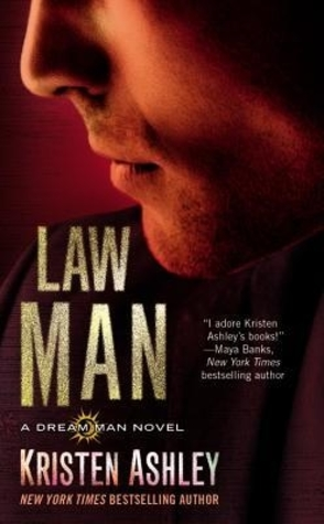 Law Man by Kristen Ashley Book Cover