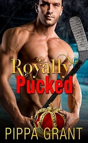 Royally Pucked by Pippa Grant Book Cover