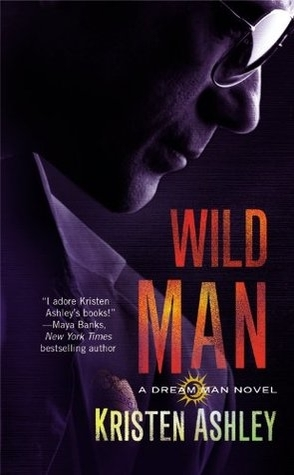 Wild Man by Kristen Ashley Book Cover