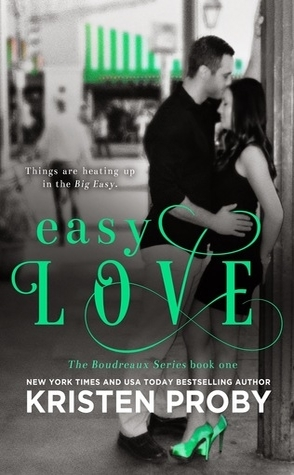 Easy Love by Kristen Proby Book Cover