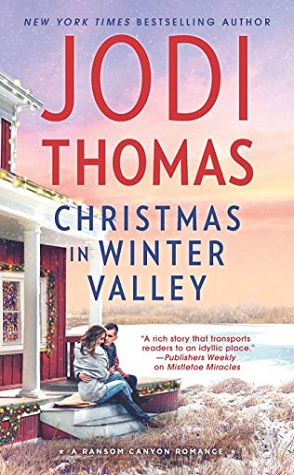 Guest Review: Christmas in Winter Valley by Jodi Thomas