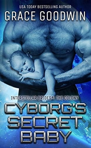 Cyborg's Secret Baby book cover