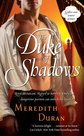 Summer Reading Challenge Review: The Duke of Shadows by Meredith Duran