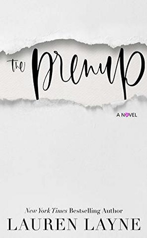 Buddy Review: The Prenup by Lauren Layne