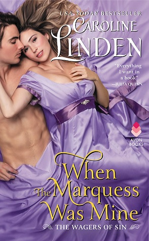 Guest Review: When the Marquess was Mine by Caroline Linden