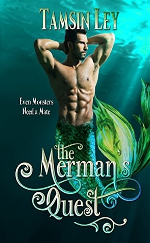 The Merman's Quest by Tamsin Ley Book Cover