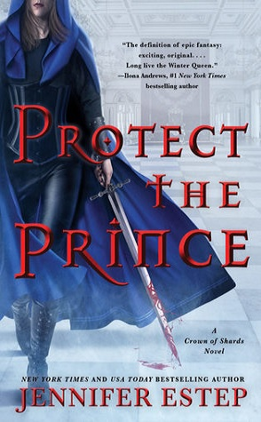 Joint Review: Protect the Prince by Jennifer Estep