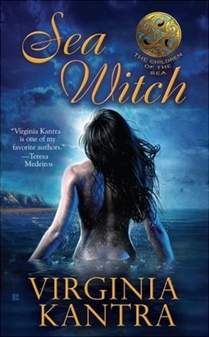 Sea Witch by Virginia Kantra Book Cover