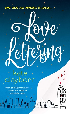 Review: Love Lettering by Kate Clayborn