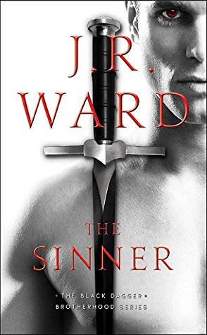 The Sinner by J.R. Ward Book Cover