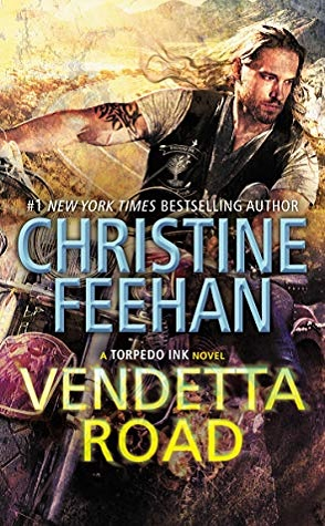Vendetta Road by Christine Feehan Book Cover
