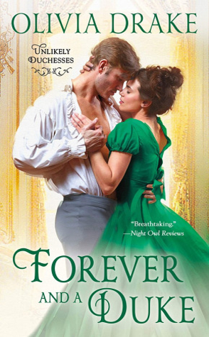 Sunday Spotlight: Forever My Duke by Olivia Drake